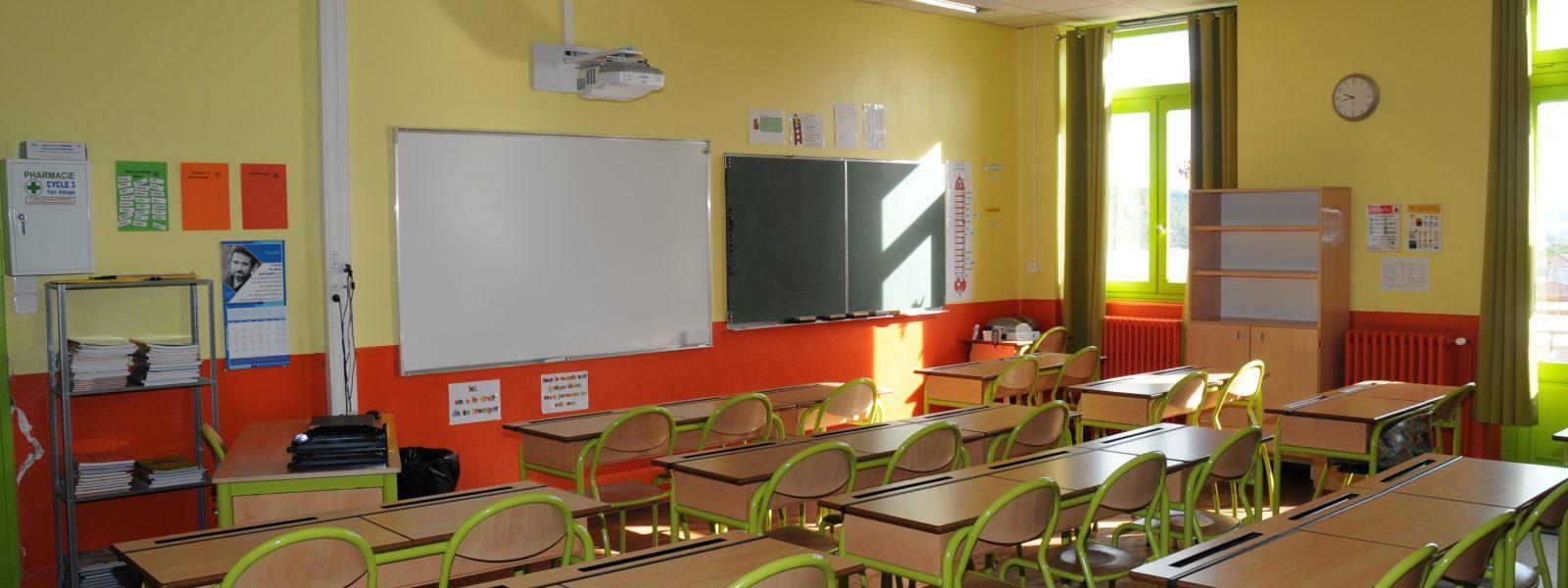 Classe de C.M. 1