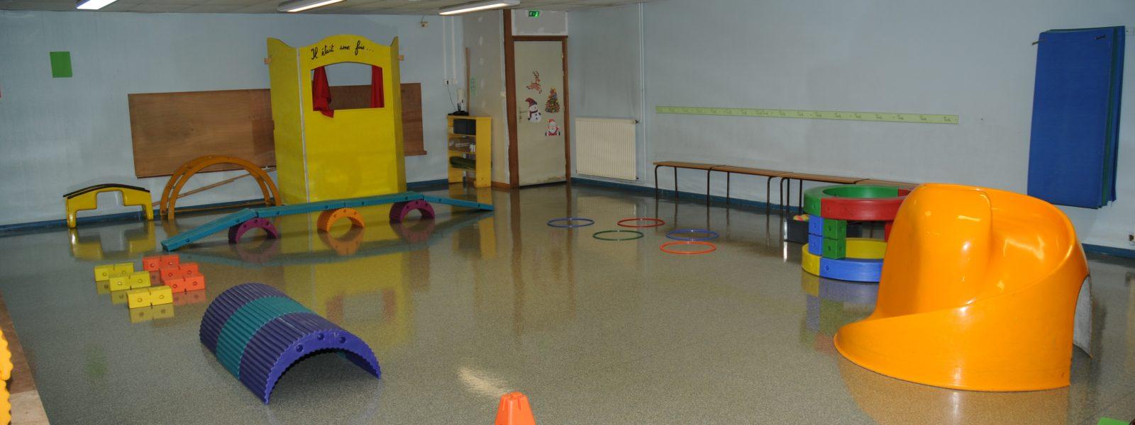 Salle de Psychomotricité des Maternelles
