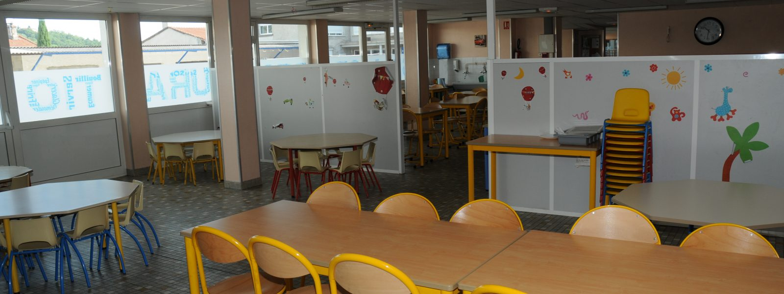 Salle de Restauration des maternelles